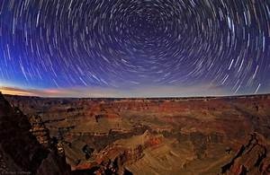 Astronomy Picture of the Day -- Grand Canyon Star Trails