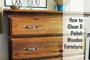 how to clean and wooden furniture 954bartend info