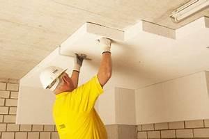 Plaque Isolation Thermique Plafond : dalles et plafonds syst mes d 39 isolation thermique multipor ~ Edinachiropracticcenter.com Idées de Décoration