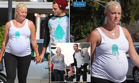 Gwen Stefani's ex-nanny Mindy Mann steps out with ...