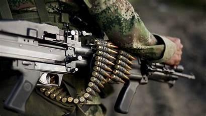 Gun Wallpapers Machine Bullets Windows