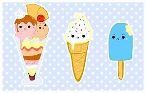 cute foods - frozen selection by purapea on DeviantArt