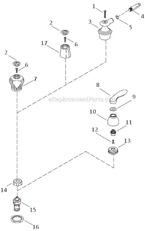 Kohler Coralais Kitchen Faucet Diagram by Kohler K 15270 4 Parts List And Diagram