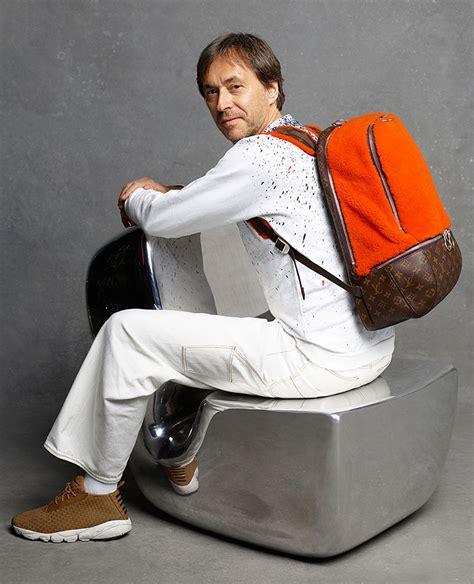 louis vuitton recruits  iconoclasts  design travel  messenger bags   signature