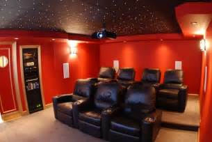 Movie Theater Paint Colors for Rooms