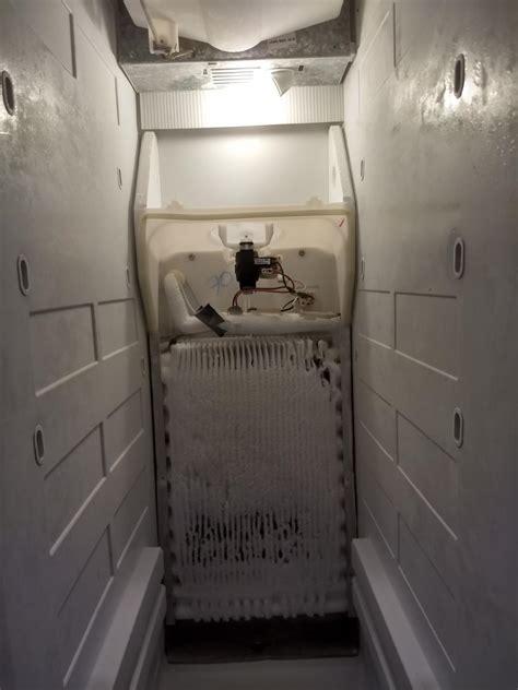 whirlpool side  side freezer section  freezing