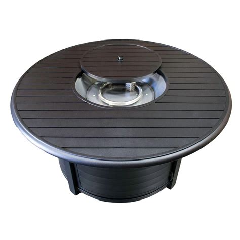 az patio heaters 22 in cast aluminum slatted