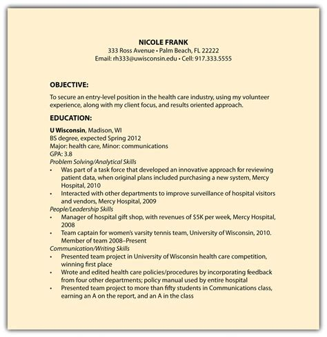 Developing A Functional Resume by Elevator Pitch Exles For High School Students Exles Of A Functional Resume Exle Make