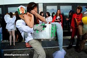 Déguisement Zombie Fait Maison : id es originales de d guisements costumes th me divers ~ Melissatoandfro.com Idées de Décoration