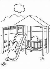 Peeps Coloring Pages Printable Marshmallow Park Bench Bunny Dibujos Easter Marshallow Para Chick Colorear Pintar Actividades Getcolorings Info Imprimir Websincloud sketch template