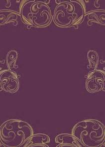 affordable wedding invitations vintage gold and plum ribbon layered wedding invitation ewi131 as low as 1 25