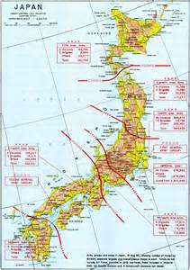 Japanese Military Bases in WW2 Map