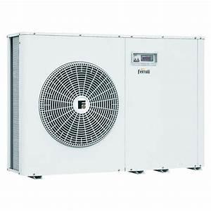 Pompe A Chaleur Eau Air : pompes chaleur air eau r versibles ferroli ~ Farleysfitness.com Idées de Décoration