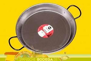 Paella Pfanne Induktion : stahl poliert paella pfanne f r induktion 34cm f r ca 6 ~ Whattoseeinmadrid.com Haus und Dekorationen