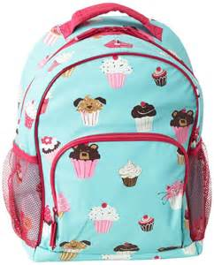 Cupcake Toddler Backpack