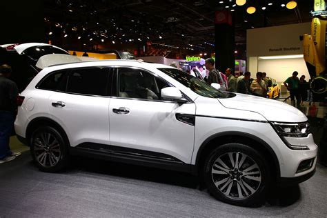 renault suv renault adds new koleos suv to its european range carscoops