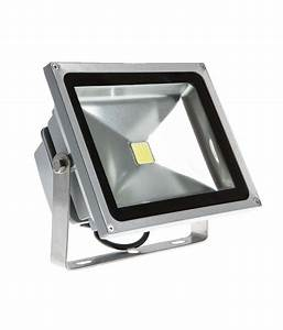 Led flood lights indoors : Mescab watt indoor outdoor garden pure white led flood
