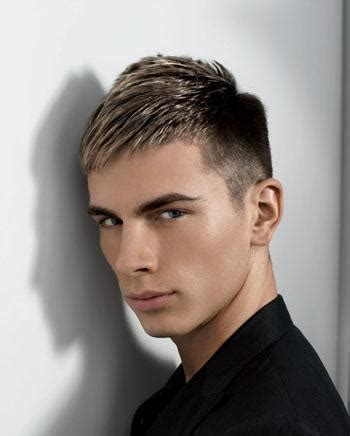 short trendy hairstyles for men photos gallery xcitefun net