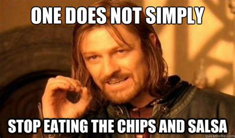Boromir Meme - one does not simply assume that livetweeting is desirable boromir quickmeme
