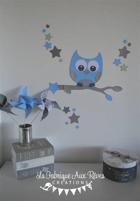 chambre hibou decoration chambre fille hibou