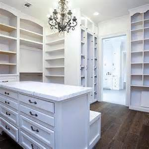 glass top closet island with jewelry drawers