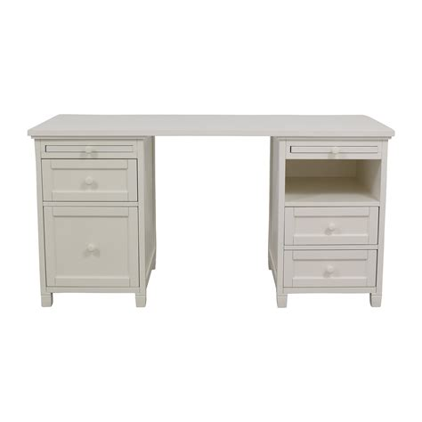 off white desk with drawers whit buy