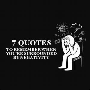 7 Quotes for Negativity: How to Fight Negativity