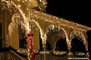 christmas outdoor lighting ideas rumah minimalis