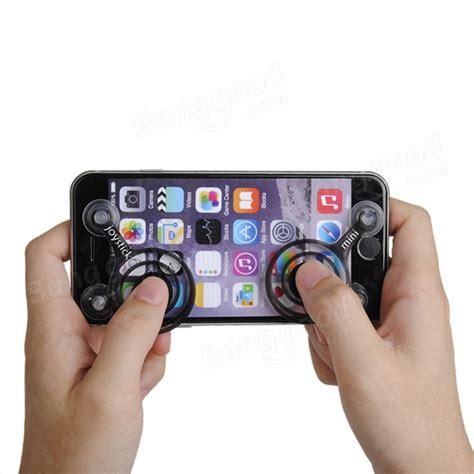 Mini Plastic Fling Joystick Joypad Game Handle Controller