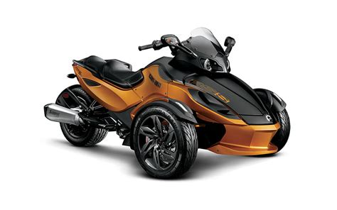 2031 Can-am Spyder Rs-s Is The Ultimate 3-wheel Racer