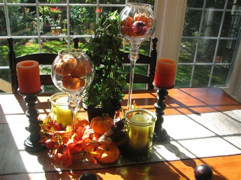 Decoration Ideas: 30 Festive Fall Table Decor Ideas