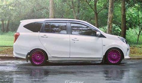 Modifikasi Daihatsu Sigra by 45 Modifikasi Mobil Toyota Calya Dan Daihatsu Sigra Paling