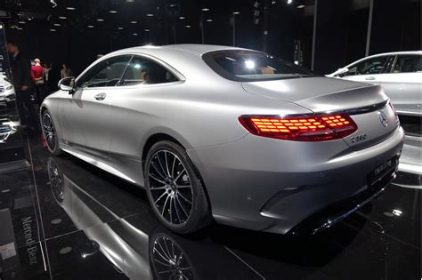 Image 2018 Mercedesbenz S560 4matic Coupe, 2017