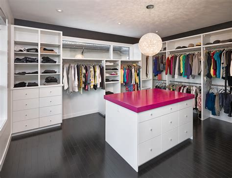 100 Stylish And Exciting Walkin Closet Design Ideas