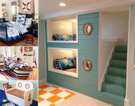 cool home interior designs 10 cool nautical 39 bedroom decorating ideas