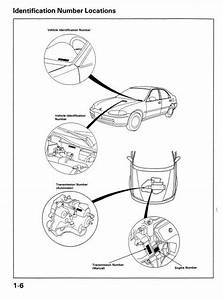 1992 Honda Engine Diagram