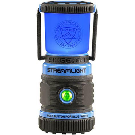 optical center siege siege aa blue cing lantern streamlight