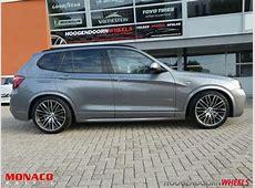 BMW X3 F25 MONACO GP2