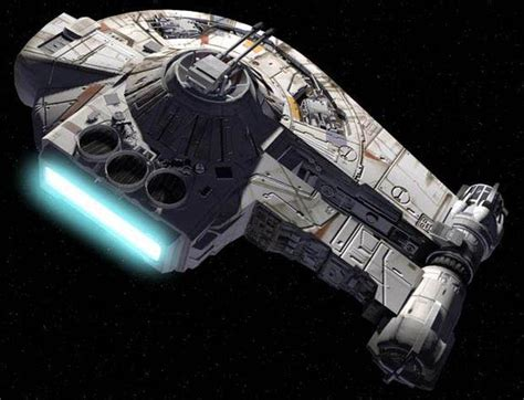 The Top 20 Coolest Spaceships