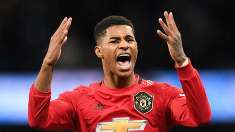 Bang up for another derby - Rashford welcomes Man City ...