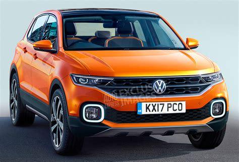 Volkswagen Tcross 2018  цена, комплектация, новый кузов