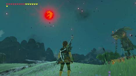 Zelda Blood Moon Blood Moon The Legend Of Zelda Breath Of The Wild Wiki