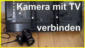 Fernseher Mit Scart Anschluss : kamera an tv ger t anschlie en kamera mit fernseher verbinden youtube ~ Eleganceandgraceweddings.com Haus und Dekorationen