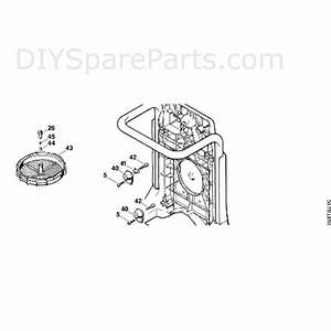 Stihl Br 400 Backpack Blower  Br 400  Parts Diagram  G