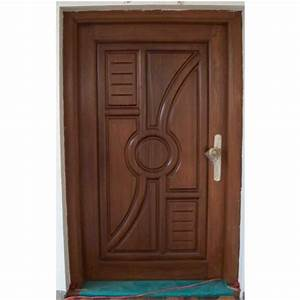 Modern Front Door Designs Interior Design Single Wooden ...