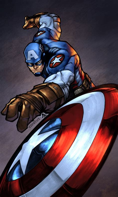 thor captain america iron man artwork   wallpapers