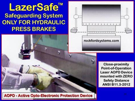 rockford systems machine safety compliance 101 webinar 2016 f