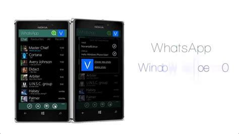 whatsapp concept for windows phone 8 1 windows phone 8 1 concept 3