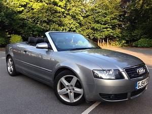 Audi A4 Cabriolet : 2004 audi a4 cabriolet 1 8 t quattro 4 wheel drive in ~ Melissatoandfro.com Idées de Décoration