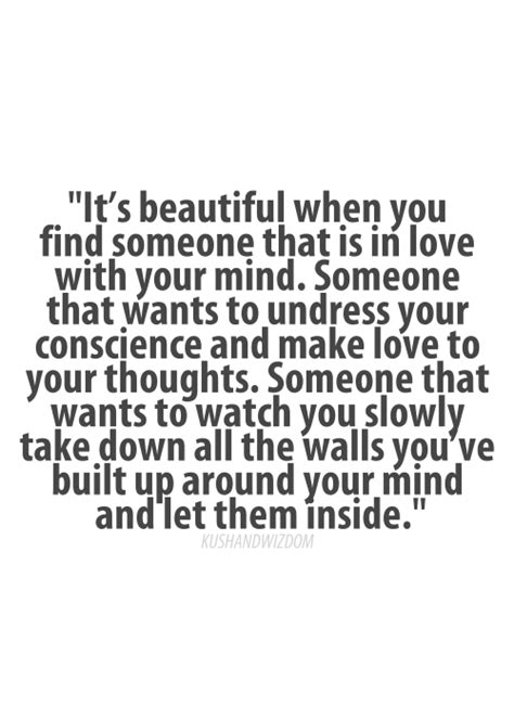 Beautiful Mind Love Quotes